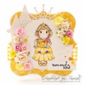 princess-with-rose